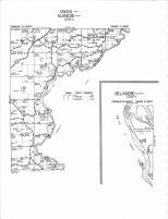 Cross - East, Glencoe - South, Belvidere - Southwest, Buffalo County 1966