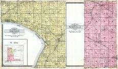 Harrison Township, Woodville Township, St. Anna, Calumet County 1920