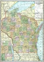 State Map, Calumet County 1920
