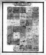Clark County Outline Map, Clark County 1906