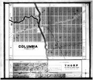 Columbia, Thorp, Unity, Loyal - Above, Clark County 1906