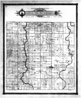 Longwood Township, Popple River, Clark County 1906