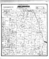 Arlington Township, Dixon PO, Columbia County 1873