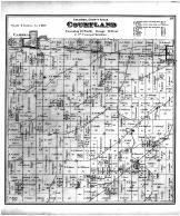 Courtland Township, Cambria, Randolph, Columbia County 1873