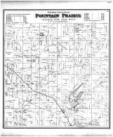 Fountain Prairie Township, Fall River, Columbia County 1873