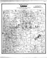 Leeds Township, Leeds Centre PO, Columbia County 1873
