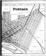 Portage - Right, Columbia County 1873