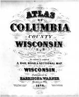 Title Page, Columbia County 1873