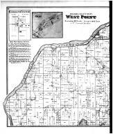 West Point Township, Lodi Township - Left, Columbia County 1873