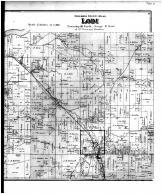 West Point Township, Lodi Township - Right, Columbia County 1873