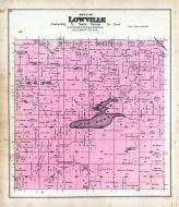 Lowville, Columbia County 1890