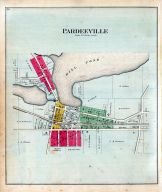 Pardeeville, Columbia County 1890