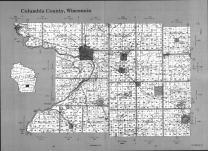 Index Map, Columbia County 1992