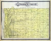 Prairie Du Chien, Courtois Pond, DeMarsis Lake, Mississippi River, Crawford County 1901-1902