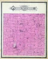 Scott Township, Wheatville, Millett, Richland Creek, Crawford County 1901-1902