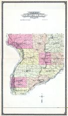 Index Map, Crawford County 1930