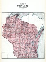 State Map, Crawford County 1930