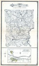 Utica Township, Steuben, Crawford County 1930