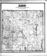 Albion Township, Koshkonono Lake, Dane County 1873