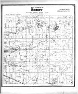 Berry Township, Indiana Lake, Dane County 1873