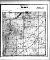 Burke Township, Token Creek PO, Dane County 1873