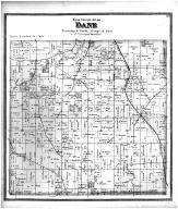 Dane Township, Brereton PO, Dane County 1873