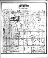 Dunkirk Township, Stoughton, Dane County 1873