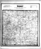 Perry Township, Forward PO, Dane County 1873