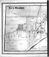 Sun Prairie, Marshall - Left, Dane County 1873