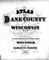 Title Page, Dane County 1873