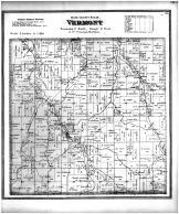 Vermont Township, Dane County 1873