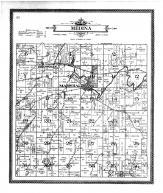 Medina Township, Deansville, Marshall, Dane County 1911 Microfilm