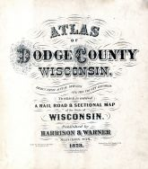 Title Page, Dodge County 1873