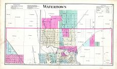 Watertown, Dodge County 1873
