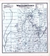 Williamstown, Dodge County 1873