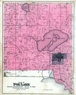 Fox Lake, Dodge County 1890