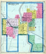 Horicon, Dodge County 1890