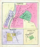 Lowell, Richwood, Fremont City, Dodge County 1890