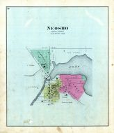 Neosho, Dodge County 1890