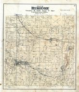 Rubicon, Dodge County 1890