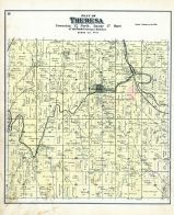 Theresa 1, Dodge County 1890