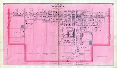 Waupun City, Dodge County 1890