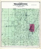 Williamstown, Dodge County 1890
