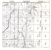 Chester Township, Dodge County 1950