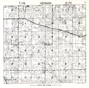 Herman Township, Dodge County 1950