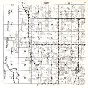 Leroy Township, Dodge County 1950