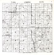 Lomira Township, Dodge County 1950