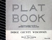 Title Page, Dodge County 1950