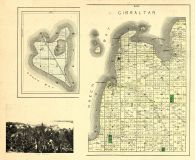 Gibraltar Township, Fish Creek, Eagle Harbor, Ephraim, Chambers Island, Door County 1899