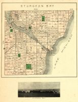 Sturgeon Bay Township, Lake Michigan, Door County 1899